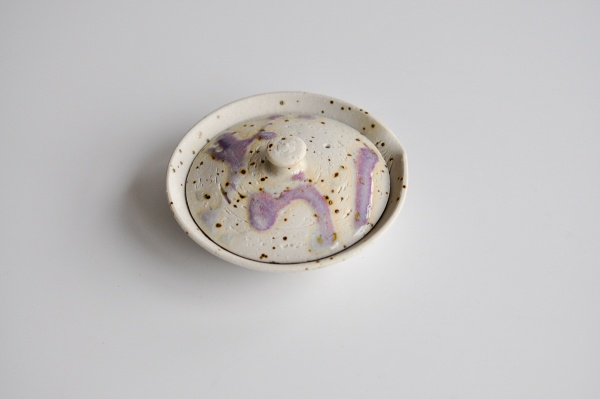 Shiboridashi 65ml Weiß + Lavendel von Narieda