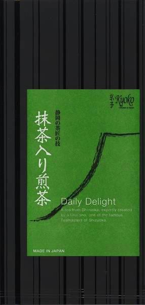 Kyoko Daily Delight, Sencha mit Matcha, Shizuoka