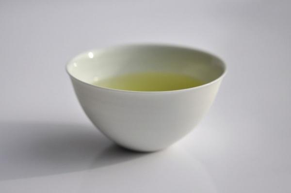 Kleine Teeschale aus hauchdünnem Porzellan (155ml) von Christine Hitzblech