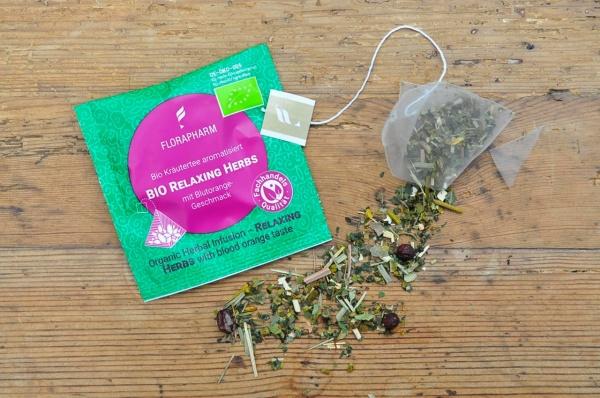 FLORAGOLD Bio Relaxing Herbs