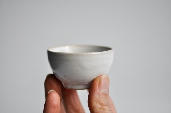 Cup 55ml weiß von Michiko Shida