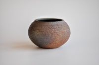 Abwasserschale/Jianshui/Kensui rot-schwarz 415ml von Petr Sklenicka