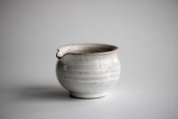 Ausschankkanne grau/türkis 140ml von Michiko Shida, Abkühlgefäß, Pitcher, Cha Hai