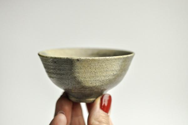 Teeschale Holzbrand 110ml von Jaroslav Marek