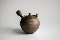 Teekanne 280ml bronze Kyusu Tokoname Junzô