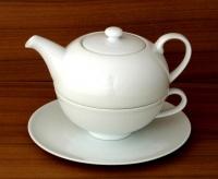 Tea for one Geschirr