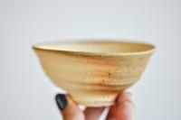 Teeschale 190ml Holzbrand von Erich Hovancik