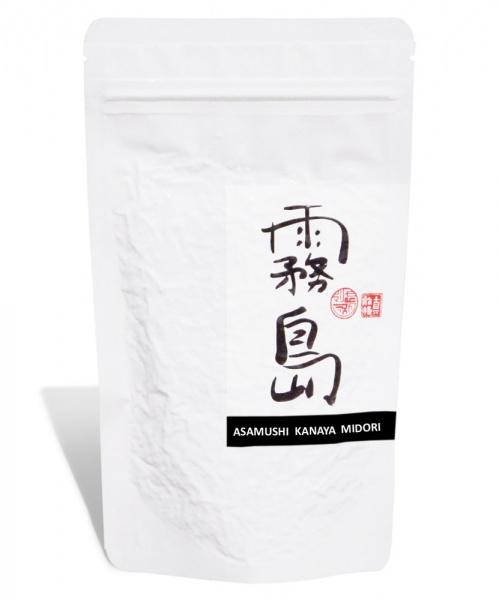 Bio Asamushi Sencha Kanaya Midori Kirishima