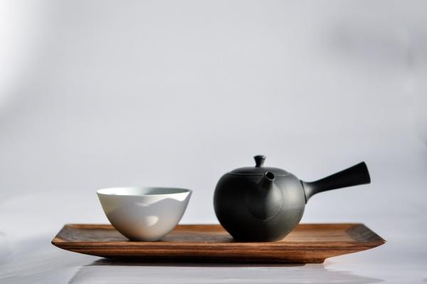 Tablett Akazie 25cm (M) japanisches Design, fairtrade von KINTA