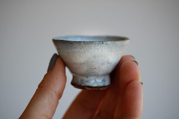 Cup Holzbrand grau 20ml von Martin Hanus