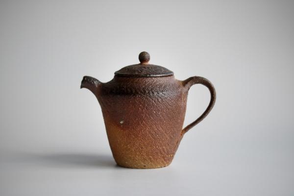 Teekanne Holzbrand 225ml von Martin Hanus