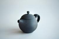Teekanne schwarz matt 110ml von Jiri Duchek