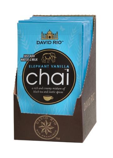 Elephant Vanilla Chai, Tassenportion von David Rio