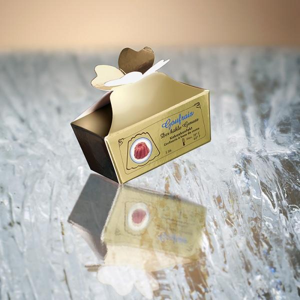 Goufrais Kakao-Konfekt Minipackung
