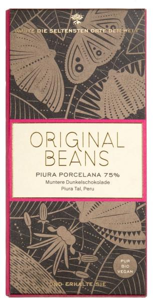 Original Beans, Piura Porcelana 75%