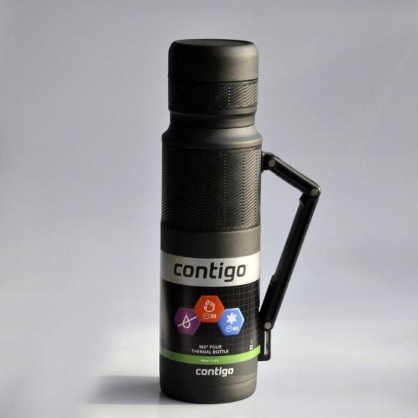 Thermoflasche 1,2L von Contigo Thermal Bottle XL