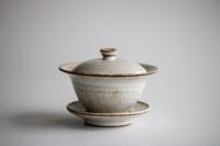 Gaiwan 110ml grau/türkis von Michiko Shida