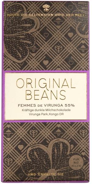 Original Beans, Femmes de Virunga 55%