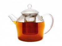 Teekanne SOLO Minuet Santhee Glas 0,5L mit Edelstahlfilter