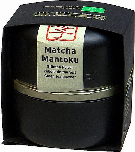 Bio Matcha Mantoku von Keiko