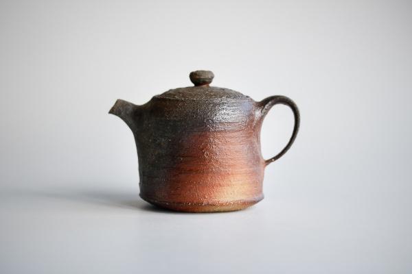 Teekanne Holzbrand 180ml von Martin Hanus