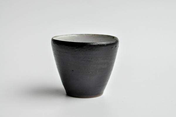 Teebecher schwarz 120ml von Andrzej Bero