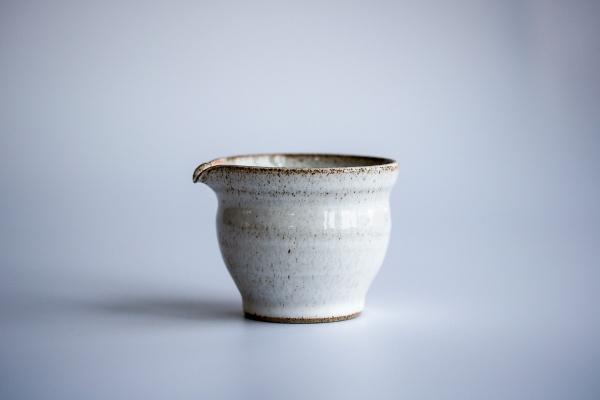 Ausschankkanne grau/türkis 120ml von Michiko Shida, Abkühlgefäß, Pitcher, Cha Hai