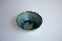 Teeschale Korallenblau 170ml von Berthold Neumann