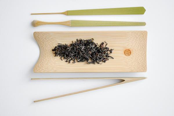 Edles Teebesteck für chinesische Teezeremonie Gong Fu Cha