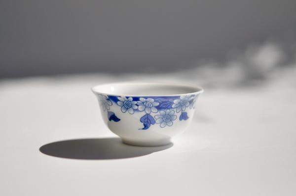 Mini Cup 40ml Frühlingsdekor