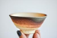 Teeschale 165ml Holzbrand von Erich Hovancik