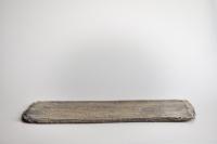 Tablett 35x20cm schwarz-sand von Andrzej Bero