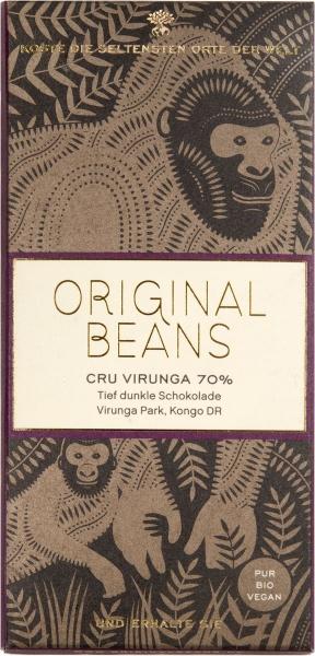 Original Beans, Cru Virunga 70%