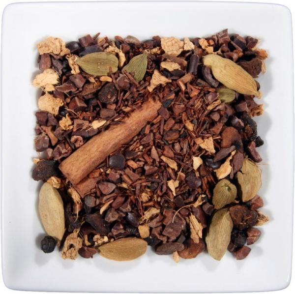 Rotbusch Schoko Chai (Heisse Schokolade)