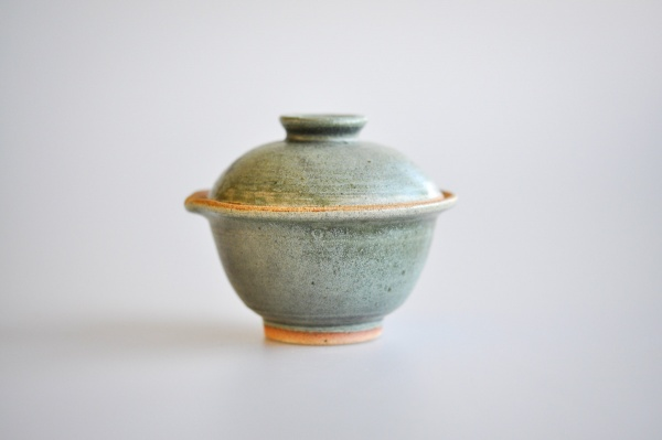 Shiboridashi 120ml moosgrün von Martin Koller