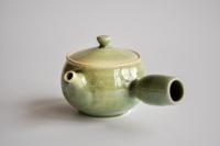Porzellan Teekanne 235ml mit Seitengriff von Ales Dancak