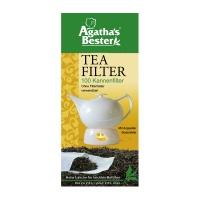Teefilter für Kannen, 100 Stk. Kannenfilter Zubehör