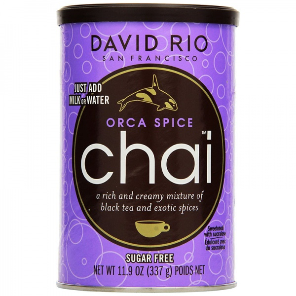 Orca Spice Chai Sugar Free von David Rio