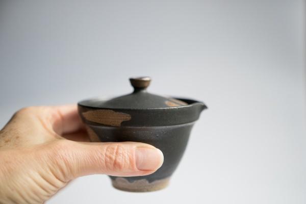 Shiboridashi anthrazit/schwarz 100ml von Michiko Shida