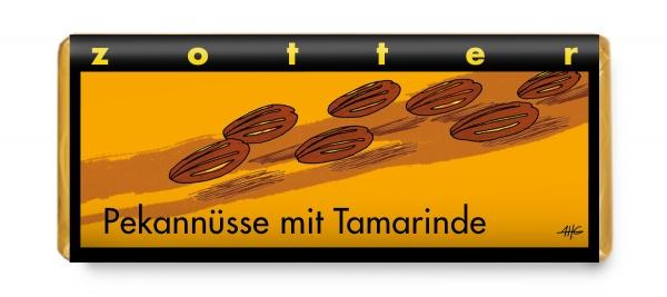 Zotter Pekannüsse mit Tamarinde