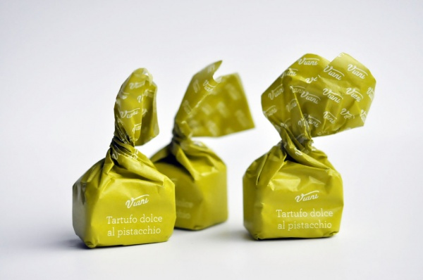 Tartufo al pistacchio, 10 Stück