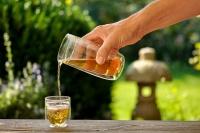 Tee Set Siena 300ml mit 2 Gläsern Zubehör