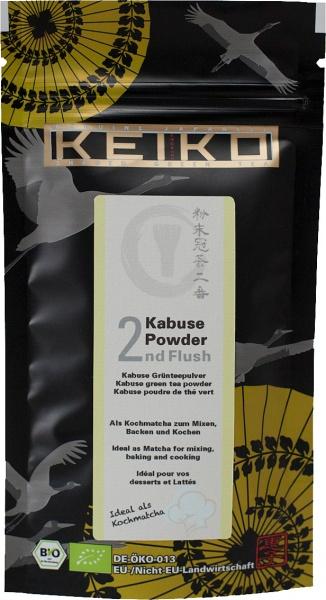 Bio Kabuse Powder No. 2 (Kochmatcha) von Keiko