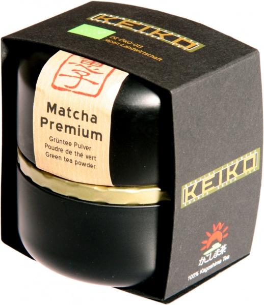 Bio Matcha Premium von Keiko