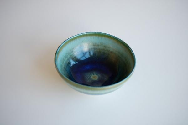 Teeschale Dunkelblau 210ml von Berthold Neumann