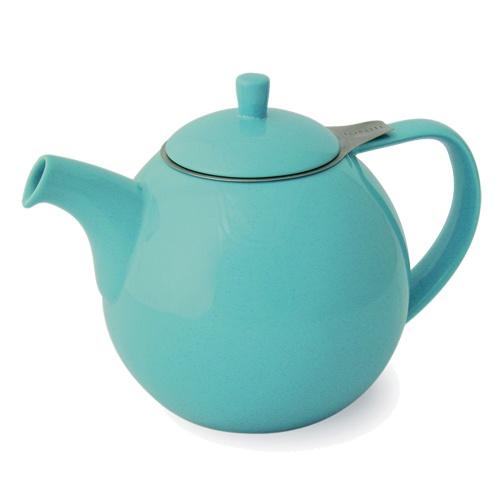 Teekanne Curve 1,3l Türkis