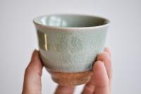 Japanischer Teebecher 130ml seladongrün