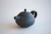 Teekanne schwarz matt 100ml von Jiri Duchek