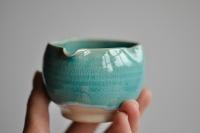 Abkühlschale Yuzamashi türkis 150ml von Michiko Shida