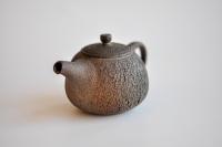 Teekanne 165ml Baumrindenoptik dunkel von Petr Sklenicka